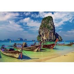 Ostrov Krabi, Thajsko