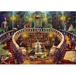 Fascinujúca knihovňa