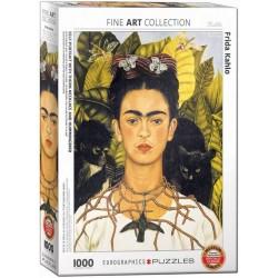 Frida Kahlo - autoportrét
