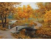Park v jesenných farbách