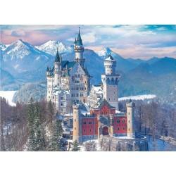 Neuschwanstein v zime