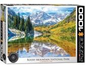Národný park Rocky Mountain, USA