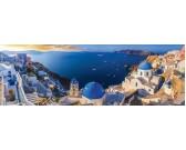 Santorini - PANORAMATICKÉ PUZZLE