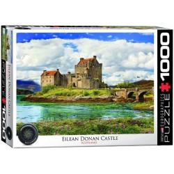 Eilean Donan, Škótsko
