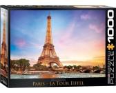 Paríž - Eiffelova věž