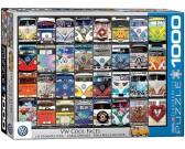 Volkswagen - koláž