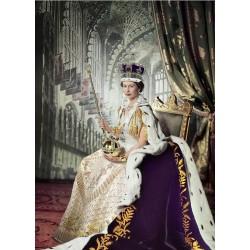 Královna Alžbeta II.