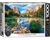 Národný park Yosemite, USA