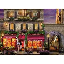 Reštaurácia v Paríži