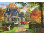 Modrý dom