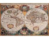 Staroveká mapa sveta