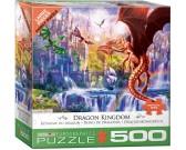 Kráľovstvo drakov - XXL PUZZLE