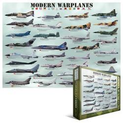 Moderné bojové lietadlá