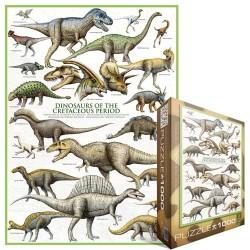 Dinosaury - obdobie kriedy