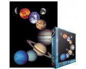 NASA - Slnečná sústava