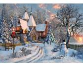 Vianočná chata