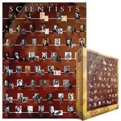Slavní vedci