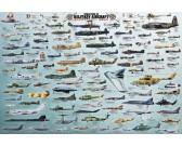 História bojových letadiel
