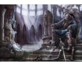 Schovaný v temnom chráme