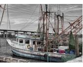 Stará rybárská loď