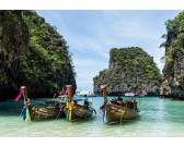 Thajské pobrežie