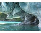 Modrá jaskyňa, Chile