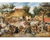 Dedinská svadba