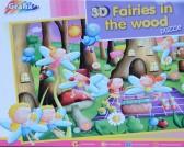 Víly v lese - 3D PUZZLE