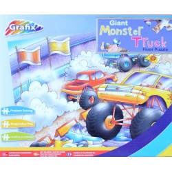 Monster Truck - DETSKÉ PUZZLE