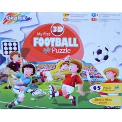 Môj prvný futbal - 3D PUZZLE