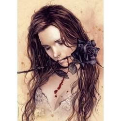 Čierna ruža