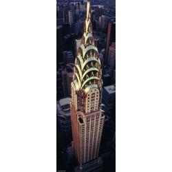 Chrysler Building - VERTIKÁLNÉ PUZZLE