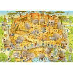 Zábané ZOO - Afrika