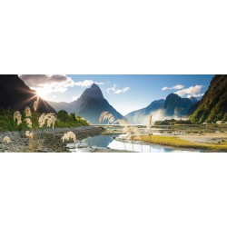 Milfords Sound - PANORAMATICKÉ PUZZLE