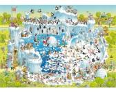 Zábavná ZOO - polárná expozícia