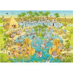 Zábavná ZOO - expozícia Nilu