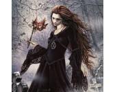 Dievča v čiernom