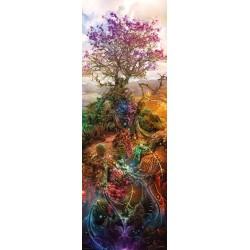 Magnéziový strom - PANORAMATICKÉ PUZZLE