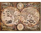Staroveká mapa
