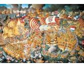 Bitka u Trafalgaru - TRIANGULAR PUZZLE