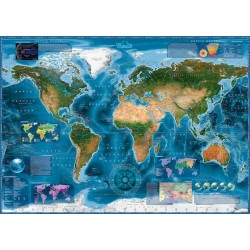 Satelitná mapa