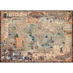 Pirátská mapa
