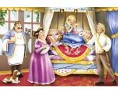 Princezná na hrášku - DETSKÉ PUZZLE