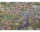 Mapa Londýna