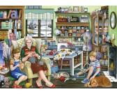 Babičkyna šijacia miestnosť