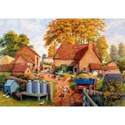 Jeseň na farme