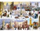 Londýn v zime