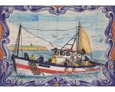 Mozaika - portugalská keramika