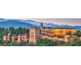 Alhambra, Španielsko - PANORAMATICKÉ PUZZLE