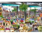 Amsterdamský kvetinový trh